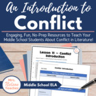 Conflict Introduction Powerpoint Presentation - The Elemen