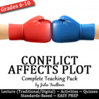 Conflict Teaching Pack - A Common Core Approach to Analyzi