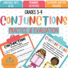 Conjunctions!  A Mini-Unit for Grade 3