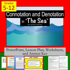 "Connotation, Denotation and Figurative Language in ""The Se"