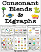 Consonant Blends & Digraphs Practice