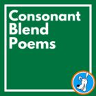 Consonant Blends Phonics Poetry Pack
