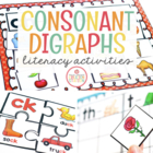 Consonant Digraph Activities