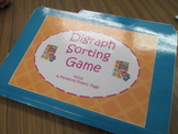 Digraph Sort ~ File Folder Game