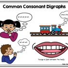 Consonant Digraphs Chart