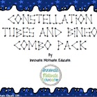 Constellation Tube Craft Activity and BINGO Combo Pack