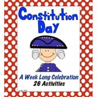 Constitution Day: A Week Long Celebration