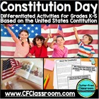 Constitution Day Activities for Grades K-5 {printables res