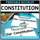Constitution Day Mini-Unit
