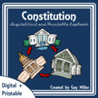 Constitution Lap Book