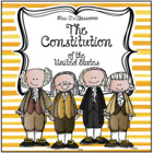 Constitution - Social Studies Unit - American History