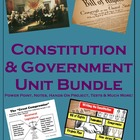 Constitution Unit (PPT, Notes, Hmk, Tests,Projects)