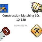 Construction Matching 10s - 10 through 120