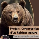 Construction d'un habitat, projet (Build a Habitat Diorama