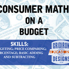 Consumer Math: On a Budget