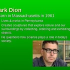 Contemporary Artist Mark Dion Power Point