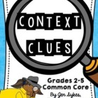 Context Clues Bundle - Task Cards, Quick Assessments, and Games
