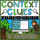 Context Clues Lesson/Game Powerpoint
