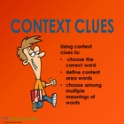 Context Clues PowerPoint Presentation