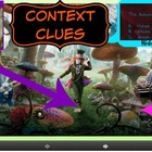 Context Clues Prezi with handout