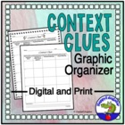 Context Clues Word Study Worksheet