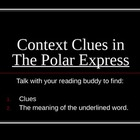 Context Clues in The Polar Express