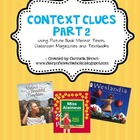 Context Clues using Picture Books (Part 2)