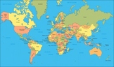Continents and Countries of the World