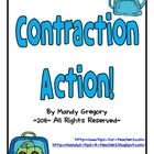 "Contraction Action: Contraction Games Focusing on ""Not"" an"
