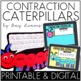 Contraction Caterpillar Craftivity
