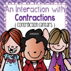 Contraction Centers { fun engaging, literacy centers }
