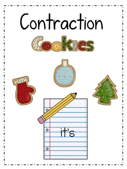 Contraction Cookies
