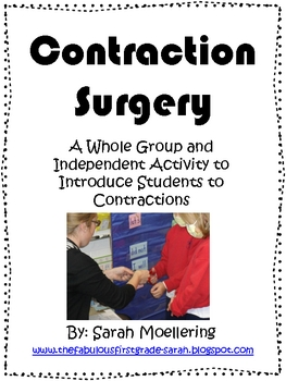 Contraction Surgery Freebie