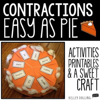 Contractions: As Easy As Pumpkin Pie