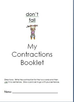Contractions Practice and Review Reading Center