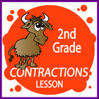 Contractions-Second Grade Common Core Lesson