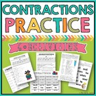 Contractions Word Study Pack