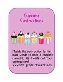 Contractions with Cupcakes