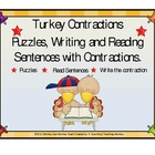 Contractions with Turkey Lurkey