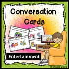 Conversation Fun Cards Entertainment Life Skills