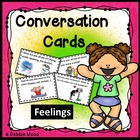 Conversation Fun Cards Feelings Vocabulary Life Skills