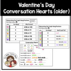 Conversation Heart Math Activities for All Ages