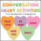 Conversation Heart Math Activities