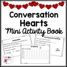 Conversation Heart Mini Activity Book