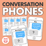 Conversation Phone Text Messages