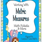 Converting Metric Measures Fold-Up & More