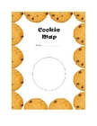 Cookie Excavation and Map for Fossils Unit WORD DOC