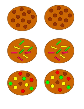 Cookie Matching Game