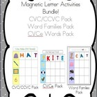 Cookie Sheet Fun: Magnetic Letters Bundle!