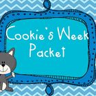 Cookie&#039;s Week Packet